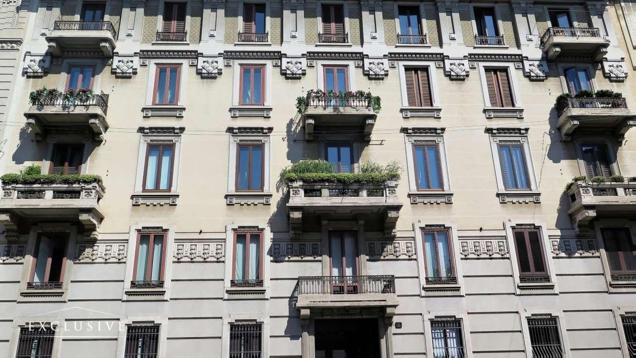 Appartamento in Vendita a Milano: 3 locali, 165 mq