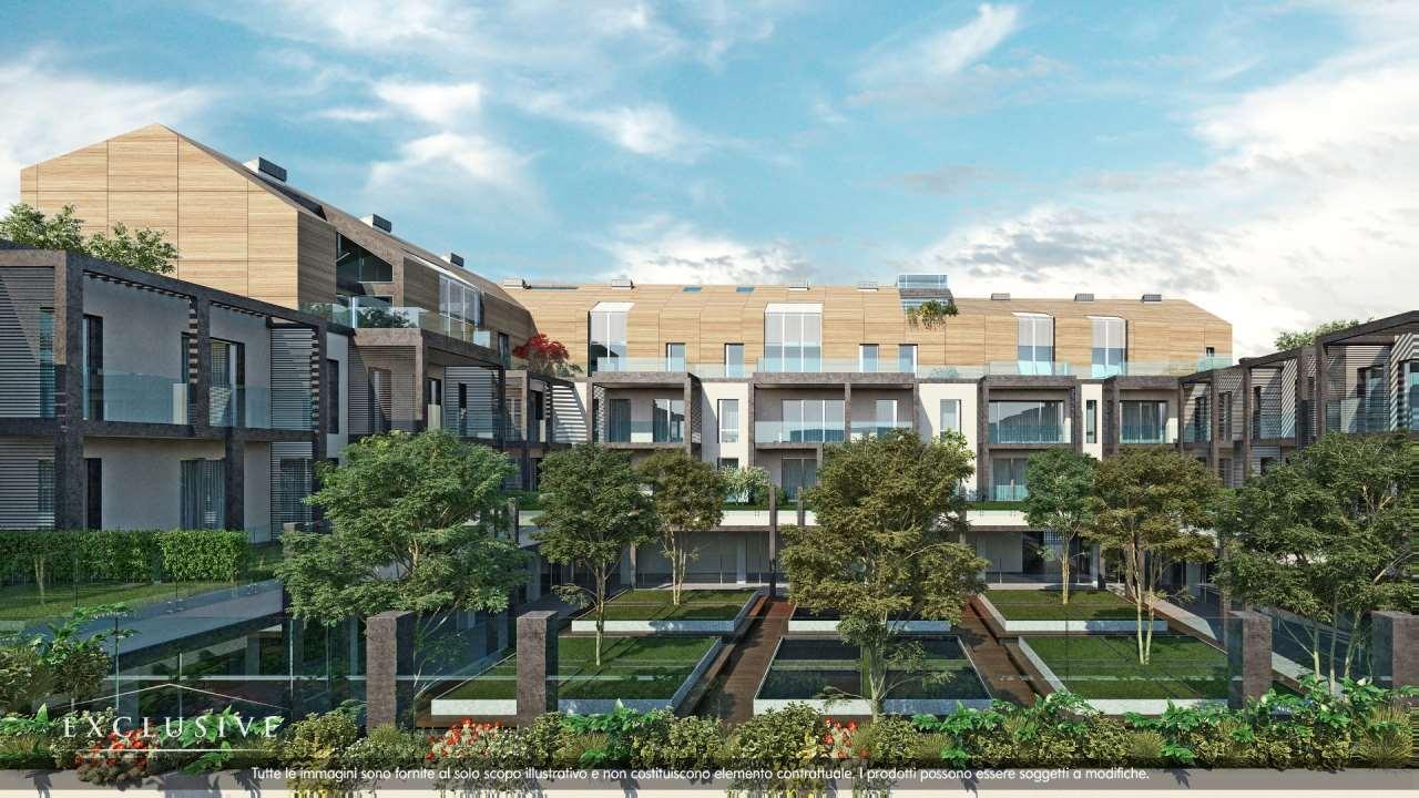 Appartamento in Vendita a Milano: 4 locali, 218 mq
