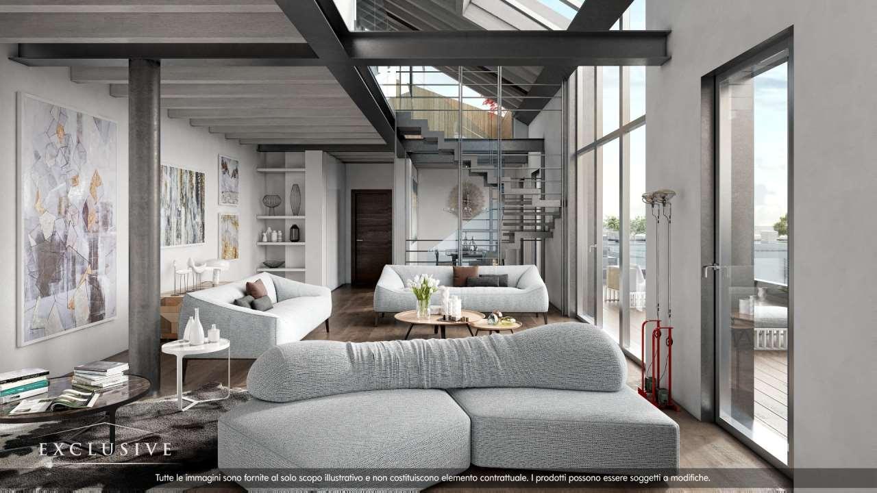 Appartamento in Vendita a Milano: 4 locali, 218 mq - Foto 4