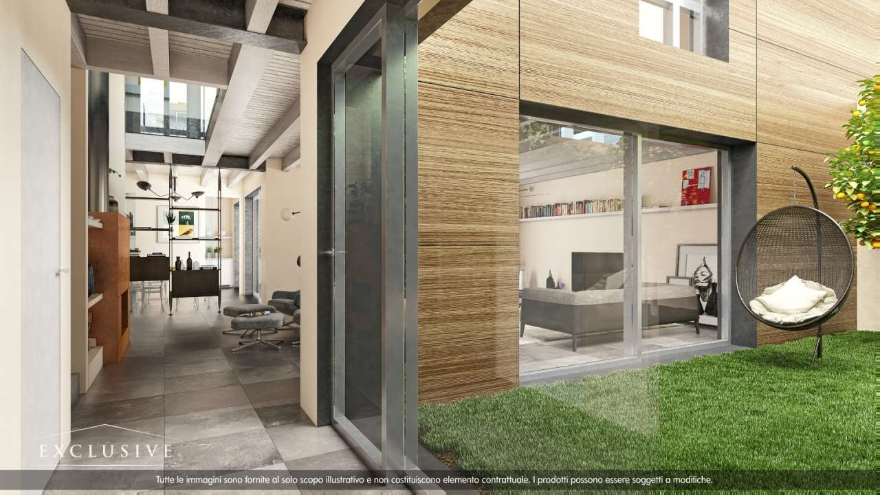 Appartamento in Vendita a Milano: 4 locali, 218 mq - Foto 5