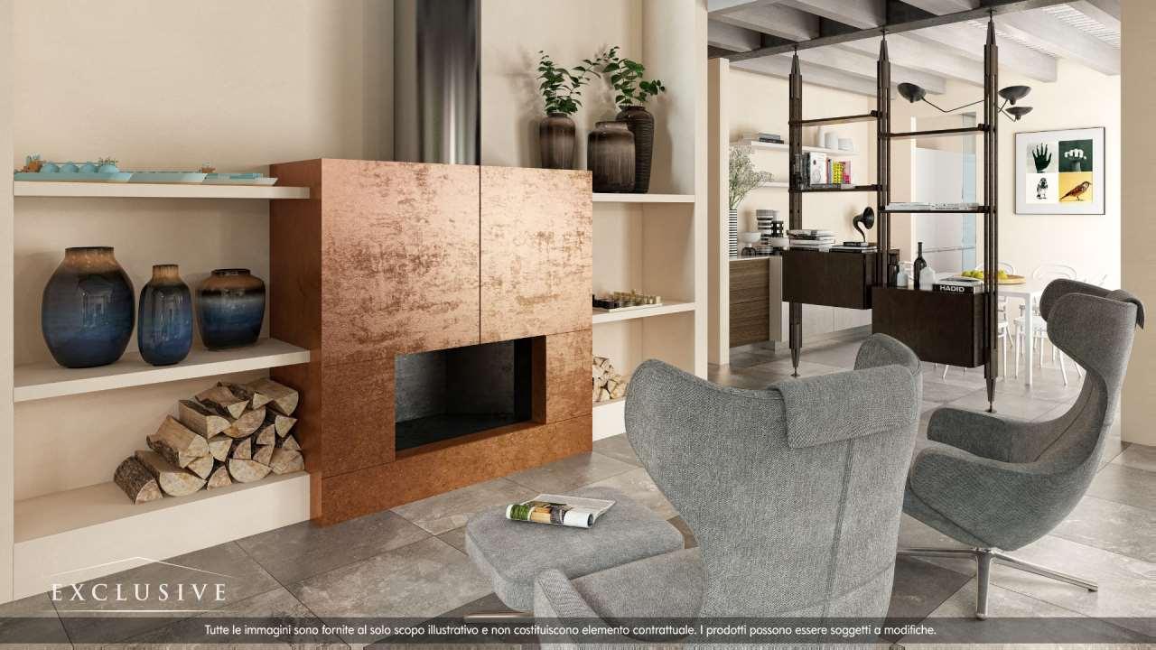 Appartamento in Vendita a Milano: 4 locali, 218 mq - Foto 8