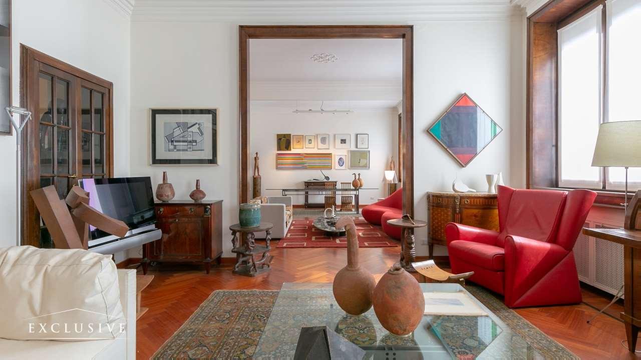 Appartamento in Vendita a Milano: 5 locali, 281 mq - Foto 5