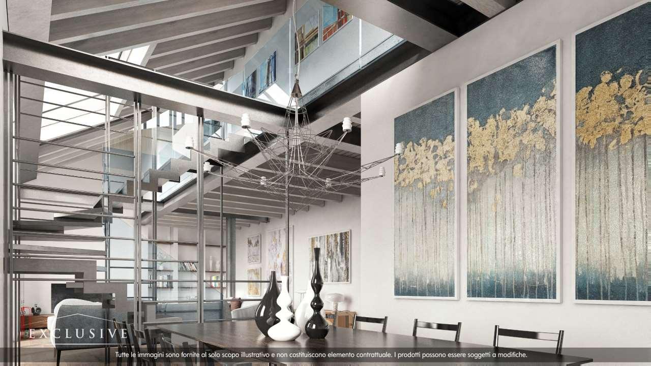 Appartamento in Vendita a Milano: 5 locali, 423 mq - Foto 2
