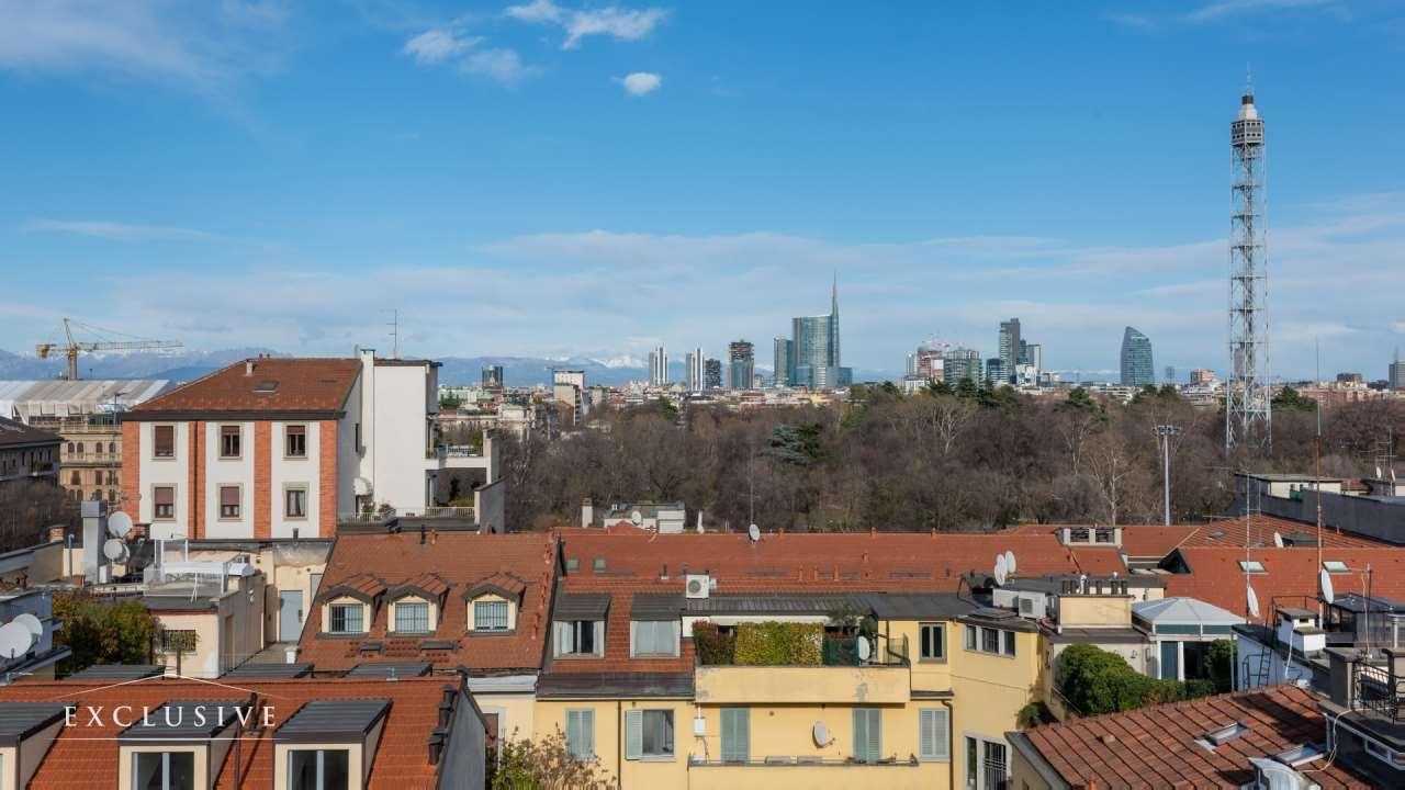 Attico in Vendita a Milano: 5 locali, 236 mq - Foto 5