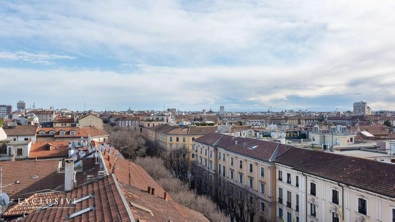 Attico in Vendita a Milano: 5 locali, 236 mq - Foto 6