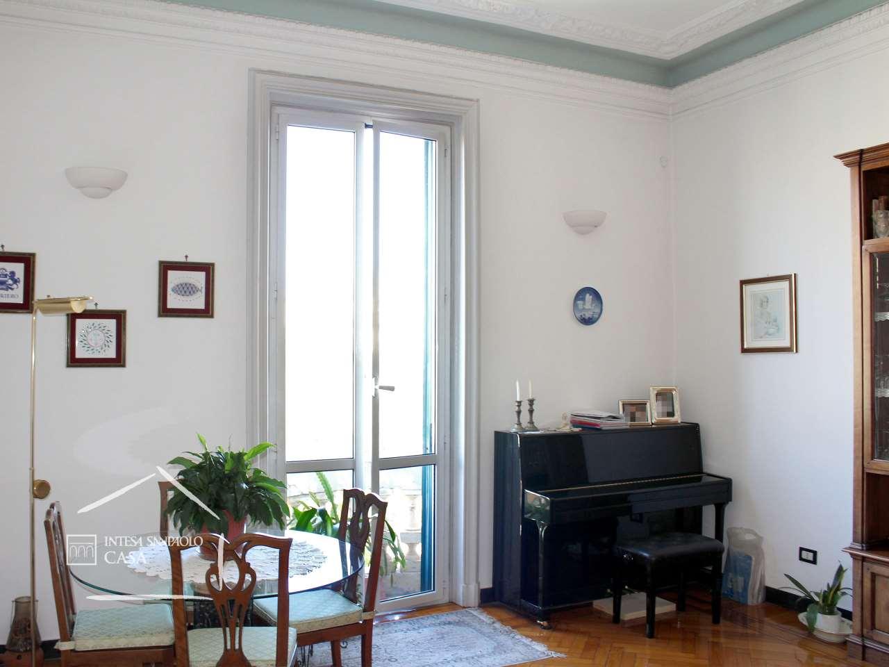 Appartamento in Vendita a Genova: 5 locali, 209 mq - Foto 3