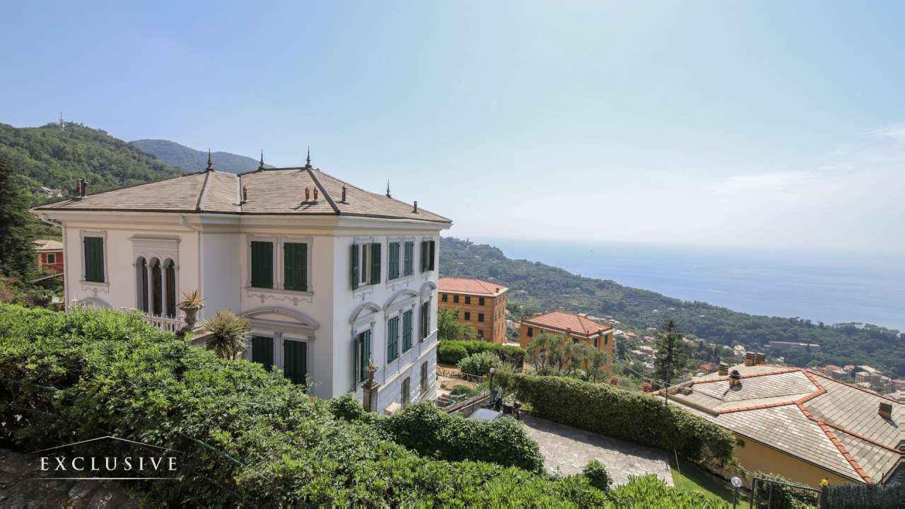 Villa in Vendita a Camogli: 5 locali, 575 mq