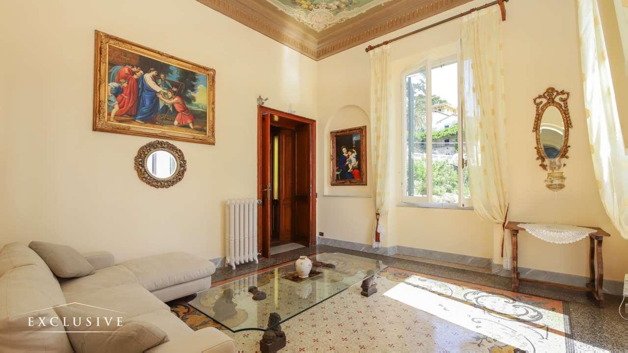 Villa in Vendita a Camogli: 5 locali, 575 mq - Foto 5