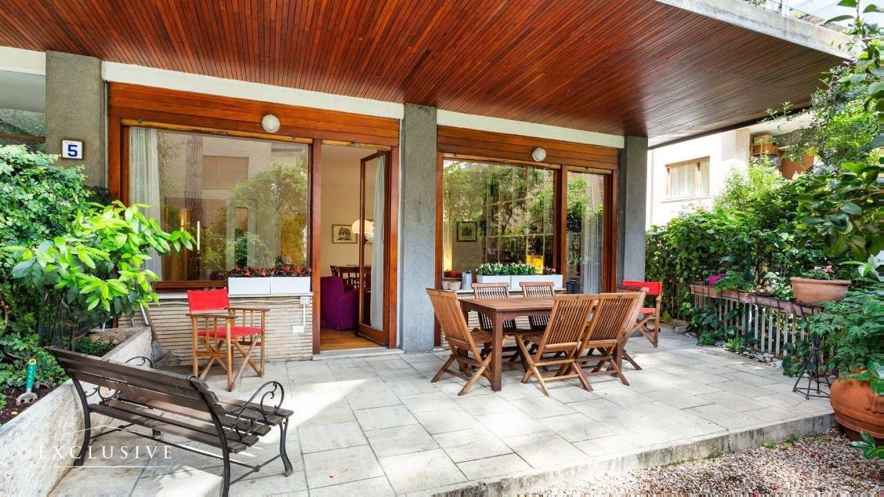 Appartamento in Vendita a Roma: 5 locali, 167 mq