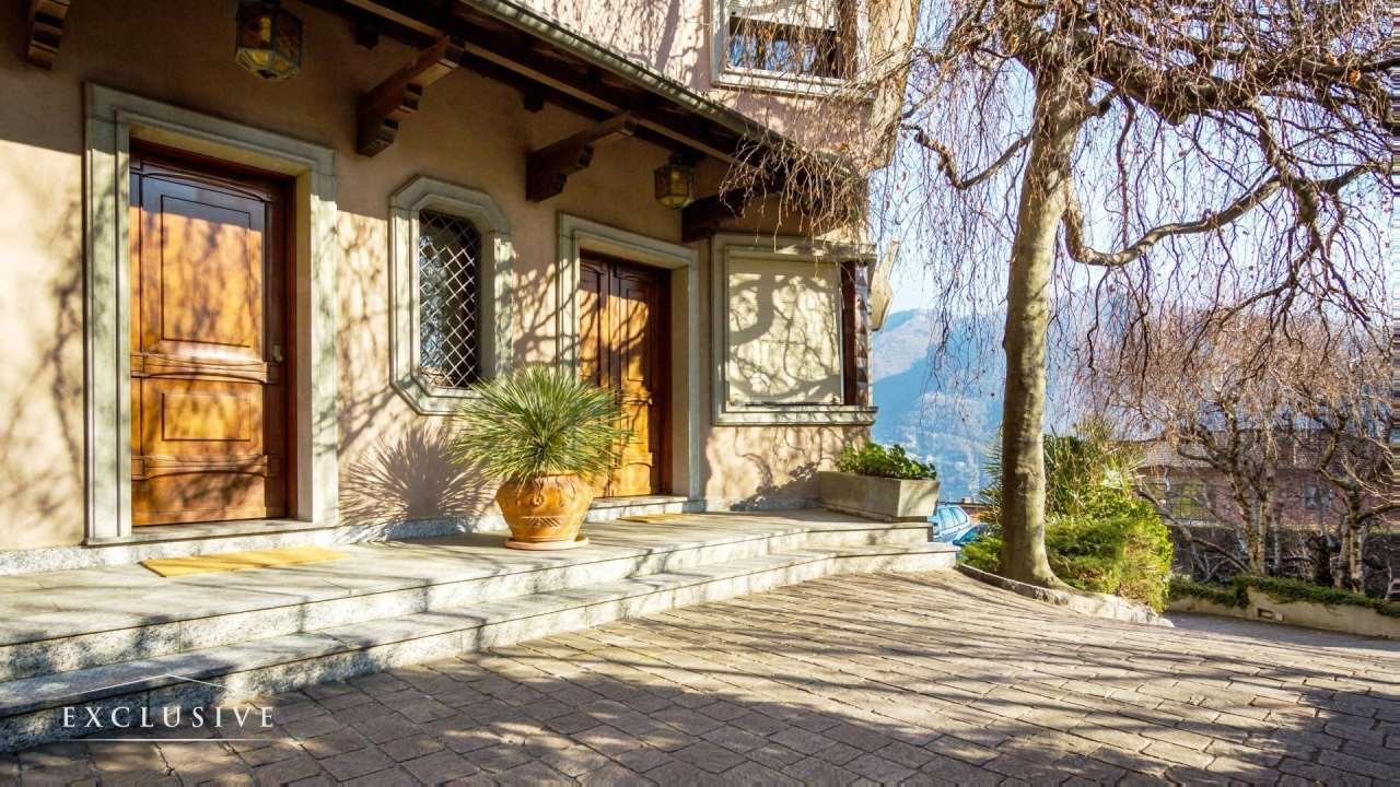 Villa in Vendita a Cernobbio: 5 locali, 629 mq